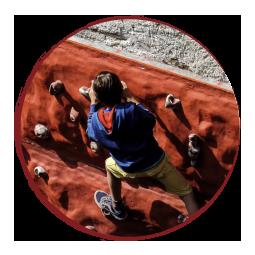 Kurse Klettern für Kinder